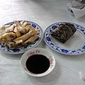 今天在西塘人家吃中餐~