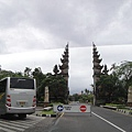 熟悉的Nusa Dua Main Gate