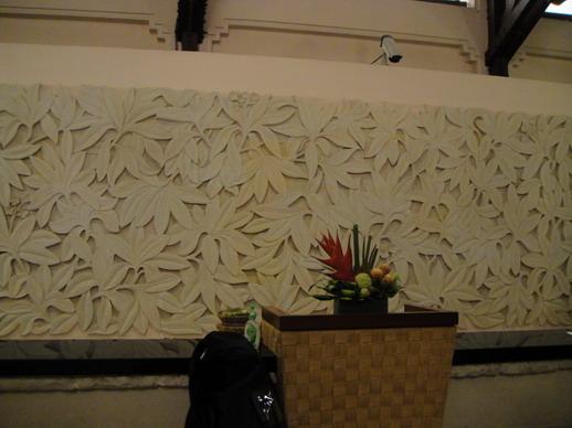 抵達要住四晚的Ramada Bintang (Bintang Bali)