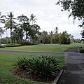 看起來就很巴里島風的高爾夫球場
