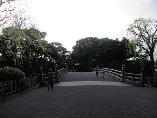 皇居外苑-和田倉橋