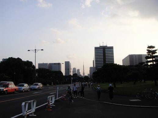 可以見到東京鐵塔