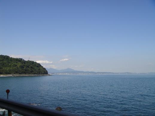 今天天氣很好~ 藍海晴空~~~