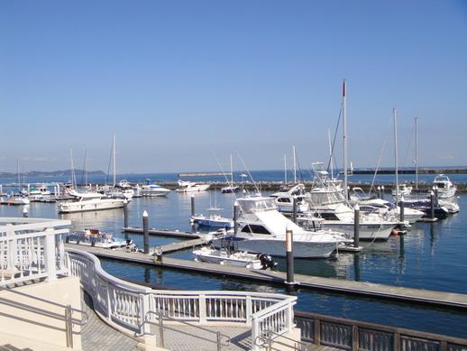 熱海市中心遊艇碼頭