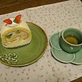 蛙兒帶來的飯後甜點