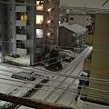 積雪了~~~