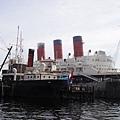 Tokyo Disney Sea American Waterfront S.S Columbia號 美國海濱