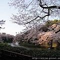 2010/4/8 千鳥之淵散策綠道