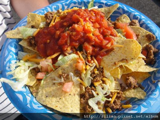 2010/8/21 Tacos Salad