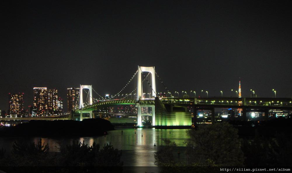 20100720 夏日的Rainbow Bridge