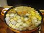 豐盛的火鍋大餐
