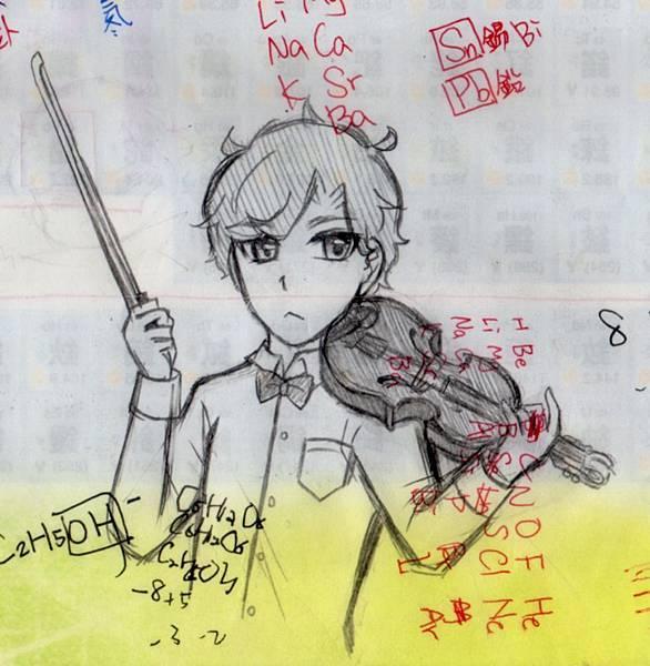 BBC SH_提琴小夏