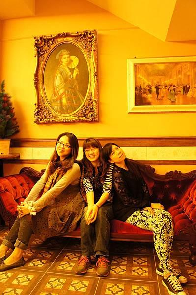 2013-10-27 小旅行-依莉莎白酒店