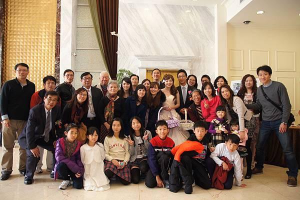 2014-03-15 家族大合照
