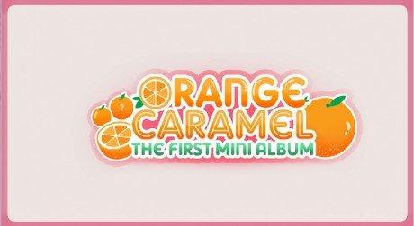 Orange-Caramel