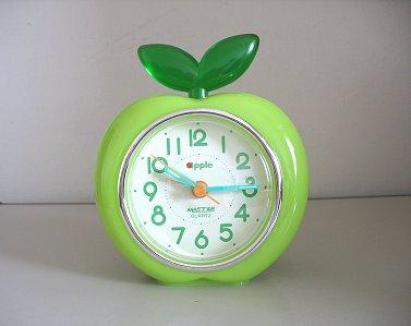 我家的新鬧鐘Apple@寶雅