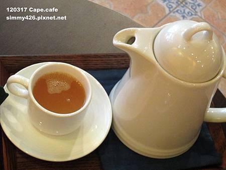 夏威夷人氣水果茶 [熱]