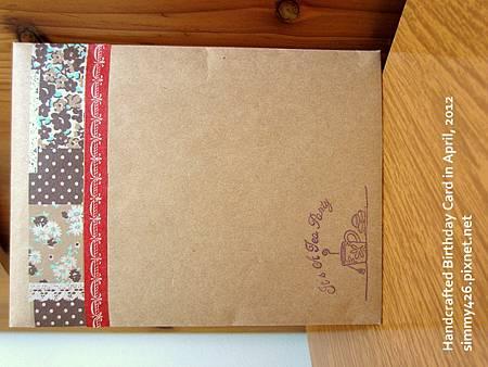 120401 韓仔的生日卡‧信封(1)