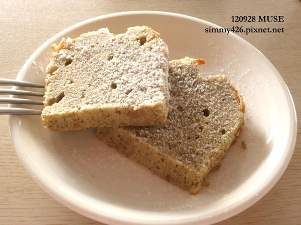 手作點心‧楓糖伯爵蛋糕(1)