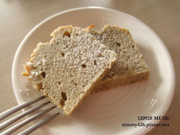手作點心‧楓糖伯爵蛋糕(3)