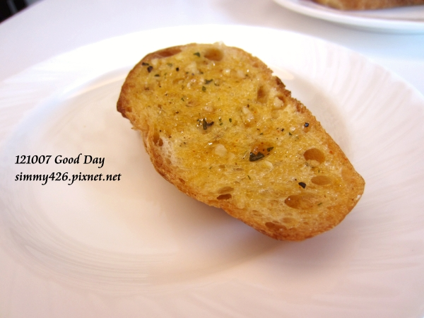 餐前烤麵包