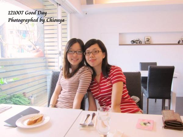 我 & 秋雅(2)