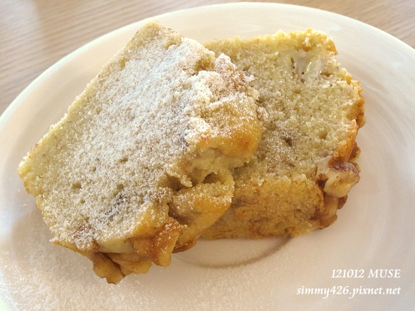 芭娜娜磅蛋糕(2)