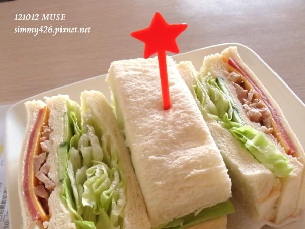 義式風味雞肉獨創三明治(2)