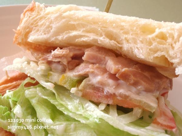 丹麥三明治佐煙燻雞肉(4)