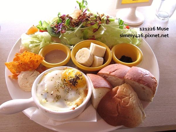 焗烤蛋盅套餐(1)