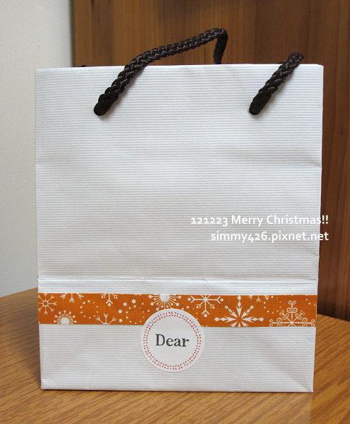 121223 貓兒耶誕卡特企 -- 紙袋包裝(1)