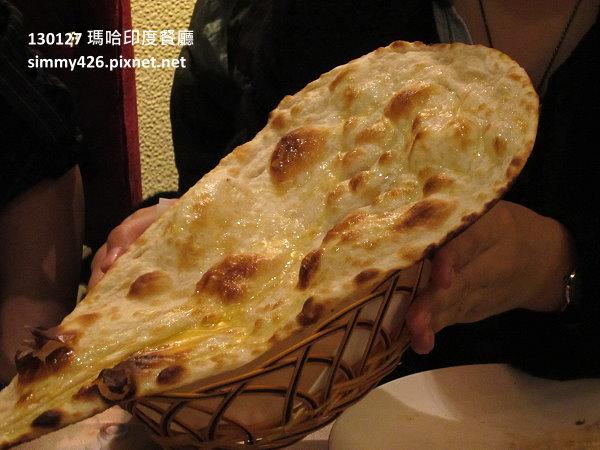 瑪哈‧坦都爐烤餅