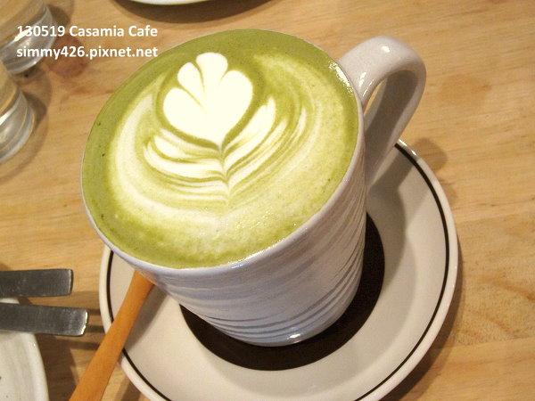 綠抹茶歐蕾(1)