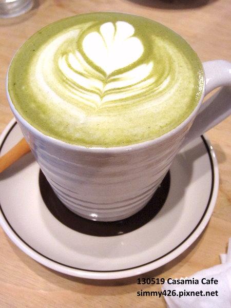 綠抹茶歐蕾(2)