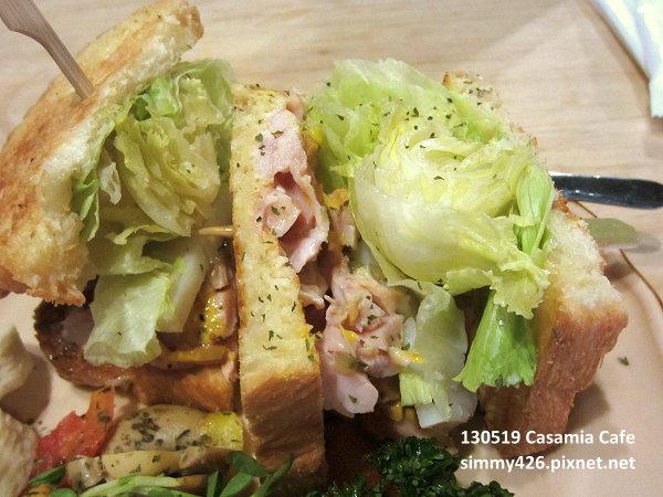 日和三明治‧丹麥燻雞(2)