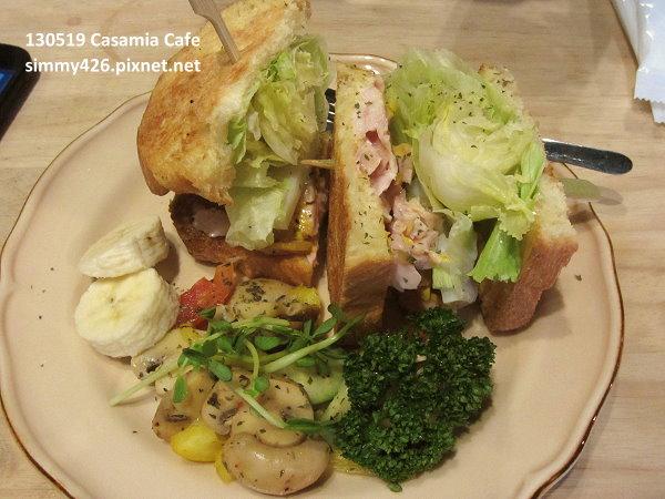 日和三明治‧丹麥燻雞(1)