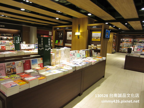台南誠品文化店(12)