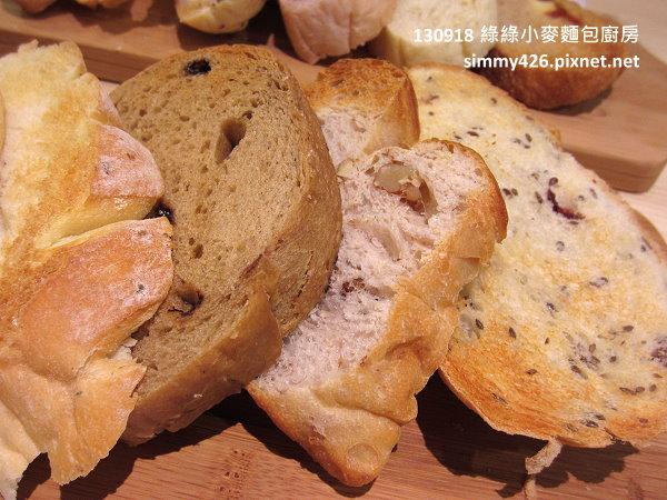 經典烤盤餐 麵包(3)