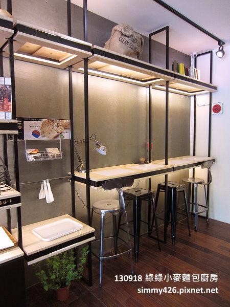 綠綠小麥麵包廚房(5)