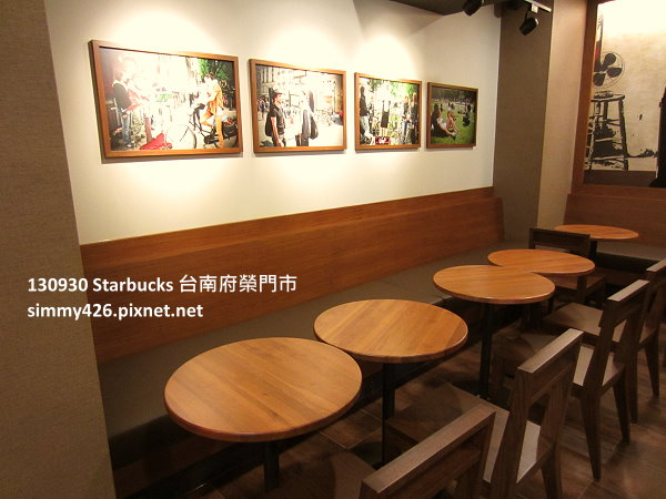 Starbucks 台南府榮門市(8)