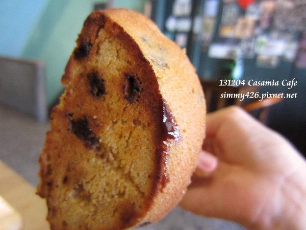 香蕉巧克力熱磅磅蛋糕(2)