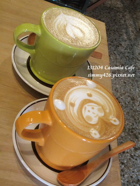 薄荷拿鐵 & 愛爾蘭煉乳咖啡