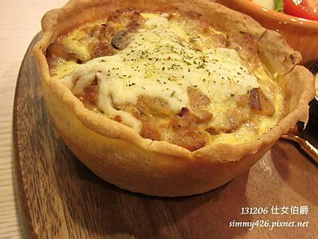 現烤法式 Quiche 鹹派套餐(2)