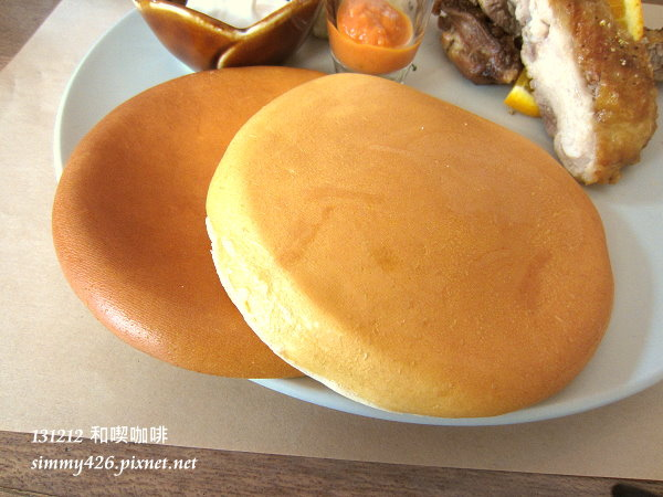 泰式番茄 脆燒雞肉 + 胖卡鬆餅(2)