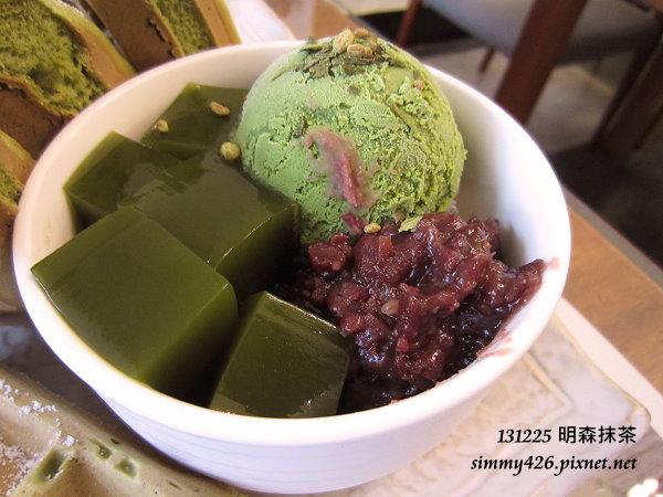 京都和風抹茶鬆餅(2)