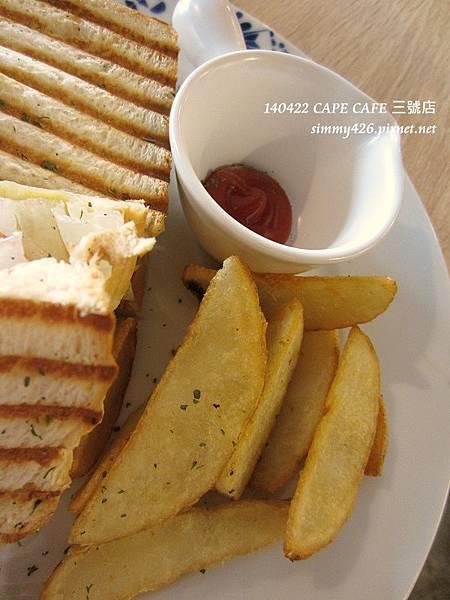 芥末籽櫻桃鴨三明治(3)