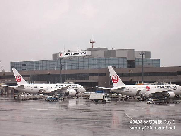 成田機場(2)
