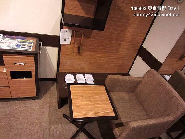 飯店房間(1)