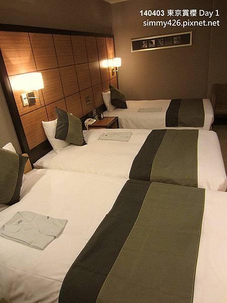 飯店房間(3)