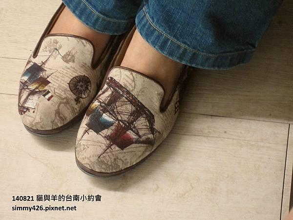 羊兒的 LivPort 吉尼斯的冒險懶人鞋.jpg